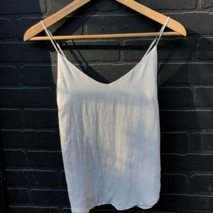 URBAN OUTFITTERS SATIN CAMI SIZE XS